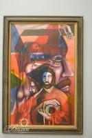 """Judas"" Original Oil on Canvas Signed WM. DeLong Coburn"