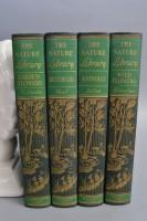 (4) Volumes from The Nature Library, 1926