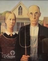"""American Gothic"" Framed Print"