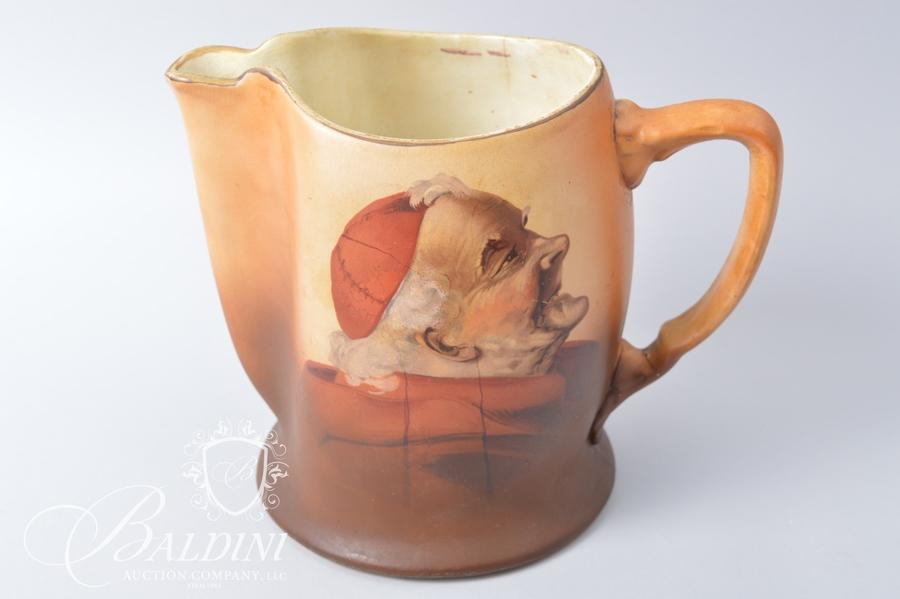 Fall Auction - Interesting Collectibles, Furniture, Jewelry, Pottery and More!