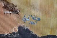 """Gil Veda """"An Abstract World"""" Original Painting"""