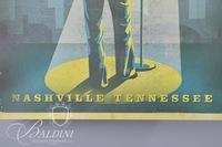 "Spirit of Nashville Collector Print ""Music City"""