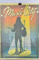 "Spirit of Nashville Collector Print ""Music City"""