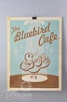 "Spirit of Nashville Collector Print - ""The Bluebird Cafe"""