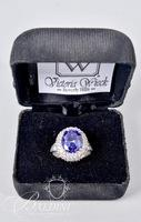 Victoria Wieck Fashion Ring Stamped 925