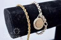 (2) Sterling Bracelets