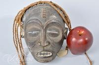 Mwae Pwo Tshokwe Dancing Mask