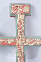 Mexican Cross and Wall Plaque