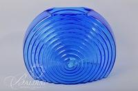 Blenko Hand-Blown Cobalt Blue Vessel
