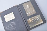 Rare and Important World War I German Naval Photo Album with COA from the Heritage Collection Society