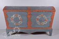 Painted Dutch Chest on Removable Base