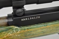 "Marlin Model 60 DLX .22 LR Engraved ""Cumberland River Hunter"" and ""Ancient Archer"" - Serial MM81941J"
