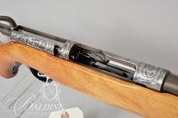 """Mossberg Model 183 K .410 GA Engraved """"Oseberg Viking"""" by D. Scutt - No Serial"""