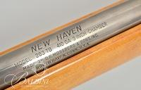 """New Haven (made by Mossberg) Model 283 TB .410 GA Engraved """"Polly Scutt"""" by D. Scutt - Serial 21857"""