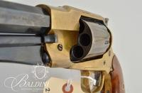 F. Lli Pietta Cap & Ball Black Powder Revolver, Remington Model .44 Cal.- Serial 228828