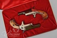 Colt matched set .22 S Derringers - Serials 47930-D, 47931-D