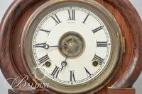 Ingraham & Co. Oriental Style 8-Day Shelf Clock