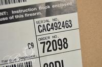 "H & R Model SB1-020 Pardner Break Action .20 GA Hardwood Stock 26"" Barrel NEW IN BOX Serial - CAC492463"