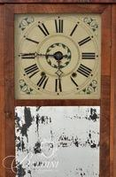 Wells Forbes Wooden Works Shelf Clock also Known as New Hampshire Mirror Clock