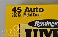 .45 Auto Ammo with Ammo Case