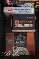 .38 Special and 1 Ammo Case