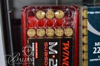 .22 LR Ammo and 3 Ammo Cases