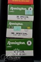 .38 Special Ammo and 1 Ammo Case