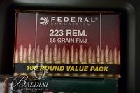 .223 REM Ammo and 2 Ammo Cases