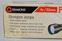 Simmons 4/32 Scope in Box