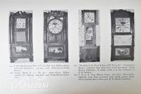 """(3) Books """"The Book of American Clocks"""" First, Third and Eighth Printing"""