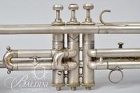 """The New Yorker"" Early Trumpet in Case"