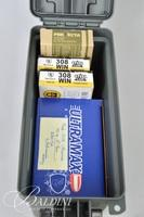 308 WIN Ammo and 1 Ammo Case, Some Boxes Loose