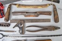 Gun Making and Cleaning Tools and Gun Parts