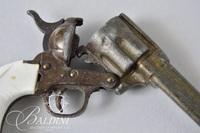 (4) Novelty Items Includes Copper Bracelet, Toy Gun, Pocket Knife and Parker Pen
