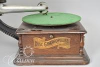 The Disc Graphophone Victrola