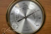 Jason Banjo Weather Barometer