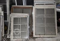 15+/- Assorted Older Windows
