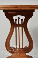 Mersman Lyre Base Wood Table