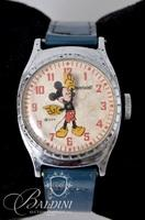 Vintage Mickey Mouse Watch with Original Band