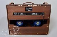 "Vox 50th Anniversary Heritage Collection 30 Watt 2 x 12"" Alnico Blue Combo Amplifier"
