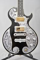 "2013 Prototype #3 Teye Coyote ""Brand of Gypsys"" One-of-a-Kind Electric Guitar with SKB Locking Case"