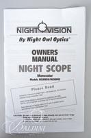 """Night Owl"" Night Scope Monocular"