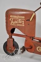 Antique BMC Heavy Duty Metal Toy Tractor
