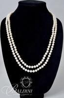 """26"""" Long Cultured Pearl Strand - 39.1 Grams"""