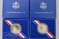 "(2) U.S. Mint ""A Nation of Immigrants"" Half Dollars in Uncirculated Grade"