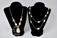 Costume Jewlery Necklaces and Bracelets