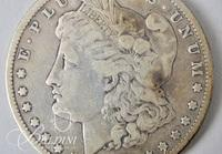 1879 and 1921 Morgan Silver Dollar