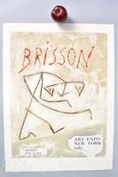 """Pierre-Marie Brisson """"Art Expo NY '83"""" Carborundum Etching, Signed and Unnumbered"""