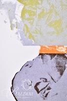 """John Chamberlain """"Welding"""" Lithograph, AP 2/6, 1977-79 -Topaz Editions"""