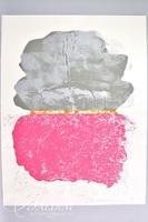 """John Chamberlain """"Welding"""" Lithograph, 19/27, 1977-79 - Topaz Editions"""